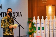 Ministry of Industry Agus Gumiwang Kartasasmita (Photo: PR of Ministry of Industry)