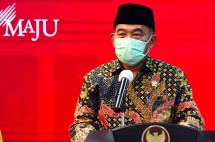 Coordinating Minister for Human Development and Culture Muhadjir Effendy