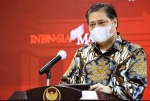 Coordinating Minister for Economic Affairs Airlangga Hartarto (PR Documentation)