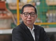Widodo Sucipto, the President Director of PT Hydrotech Metal Indonesia