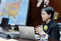 Indonesian Foreign Affairs Minister Retno Marsudi. (Photo by: Ministry of Foreign Affairs PR)