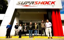 Automotive and defence supplier, Supashock