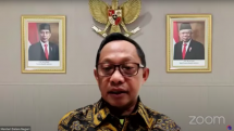 Minister of Home Affairs Tito Karnavian