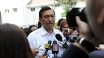 Coordinating Minister for Marine Affairs Luhut Binsar Pandjaitan