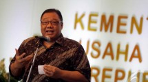 Minister of Cooperatives and SME Anak Agung Gede Ngurah Puspayoga
