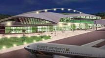 Kertajati Airport Illustration