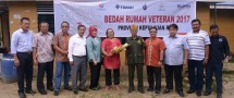 Welcoming RI's 72nd Anniversary, PT Timah-Dua BUMN Veterans Home renovation