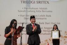 President Director of PT Sri Rejeki Isman Tbk. Iwan Setiawan Lukminto (Foto Ist)