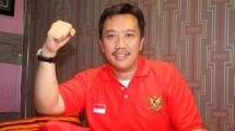 Minister of Youth and Sports, Imam Nahrawi (forum.maxmanroe)