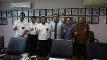 Meet Menperin, Head of B4T Bandung Discuss KIARKOD Program (Foto Ridwan)