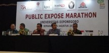 Public exposure to Indonesian Cement marathon (bj)