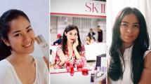 Indonesian Celebrity Campaign SK-II, #OneBottleAwayFrom (Ist)
