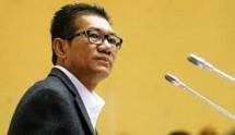 Ketua Panitia Khusus Hak Angket KPK Agun Gunandjar Sudarsa