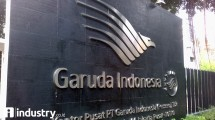 Garuda Indonesia (Hariyanto/ INDUSTRY.co.id)