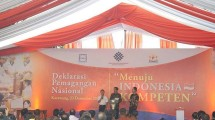 President Jokowi Inaugurated the National Apprentice Program