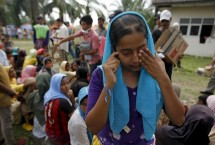 Ethnic Rohingya needs international help