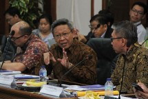 Director General of Industrial Zoning Development (PPI) of the Ministry of Industry, Imam Haryono