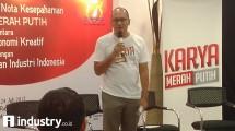 Ketua Umum Kadin Rosan Roeslani