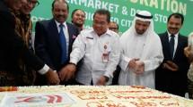 Launch of Lulu Hypermarket & Department Store at QBIG BSD City Tanggerang (Dinar Avriyani / Industry.co.id)