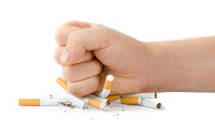 Ilustrasi Berhenti Merokok (ist)
